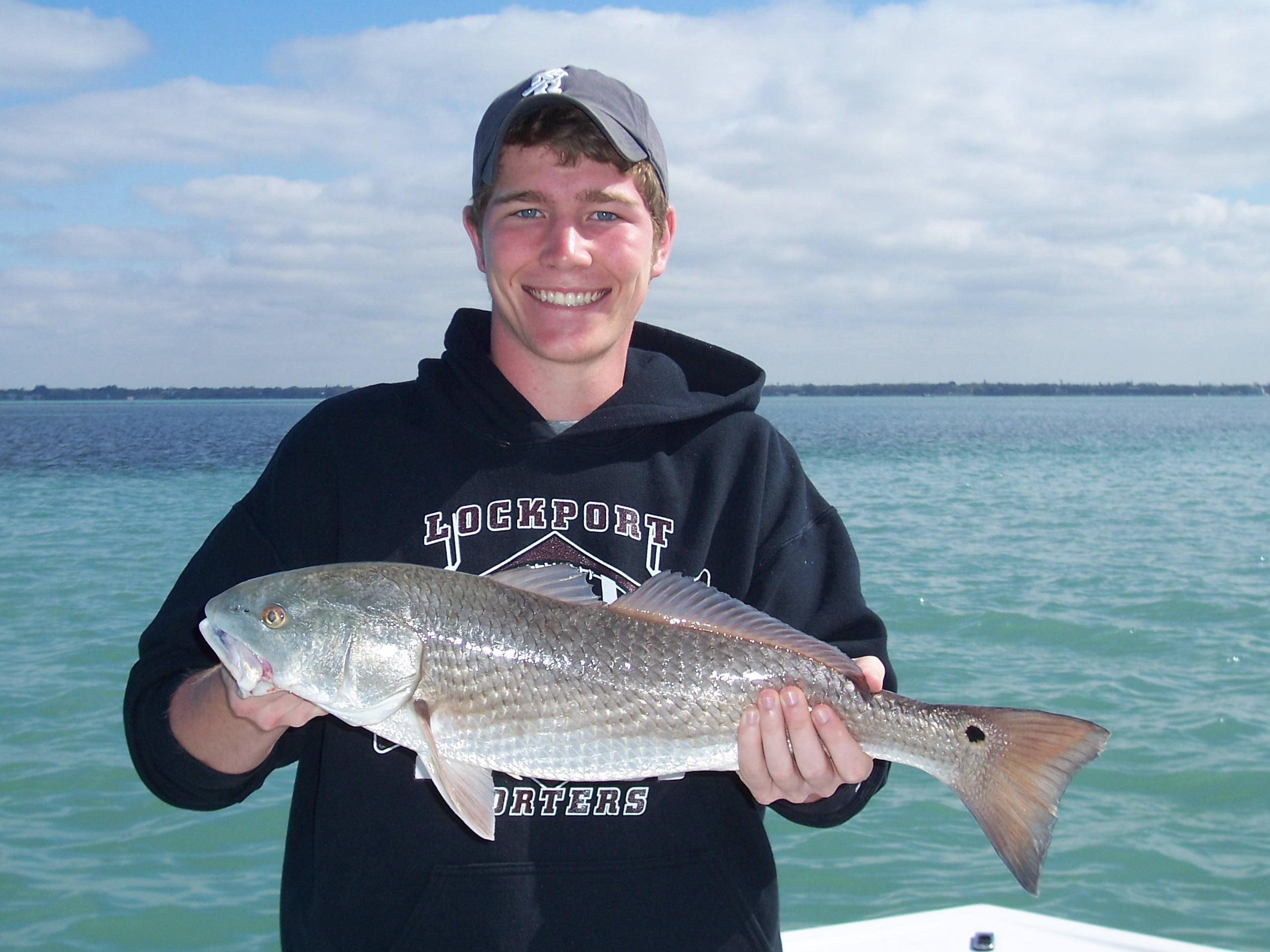 Sarasota florida fishing report rodbender fishing for Sarasota bay fishing report