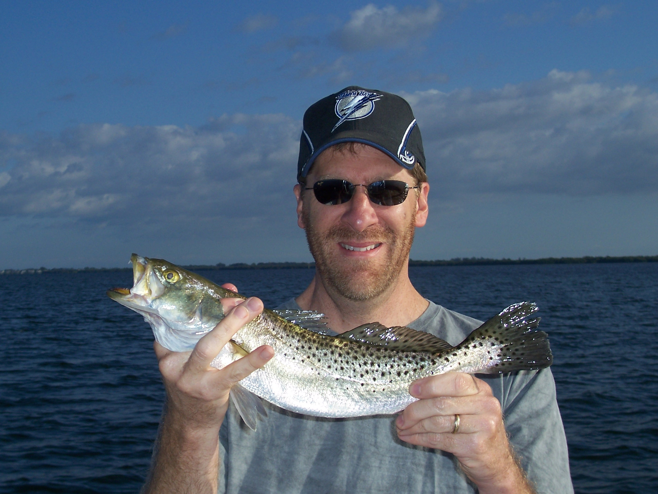 Sarasota florida fishing report rodbender fishing html for Chevy florida fishing report