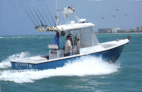 Sarasota florida fishing charters rodbender fishing for Sarasota fishing charters